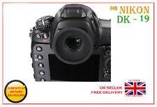 DK-19 caoutchouc oculaire eyecup pour Nikon dslr appareil photo D3S D2H D2XS D800E F6 F5 uk