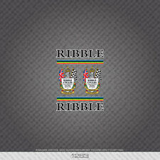 01283 Ribble Bicycle Stickers - Decals - Transfers