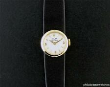 Rolex Precision Chameleon Extra Straps! Vintage Cocktail 14k Yellow Gold