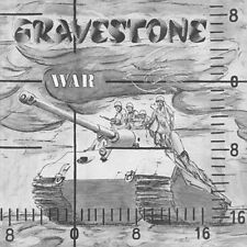 GRAVESTONE: War (1980); progressive, no hard rock/metal as their later ones;