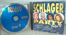 SCHLAGER - PARTY  -  Folge 2 (mit ELKE MARTENS, COSTA CORDALIS, CARMEN uva)