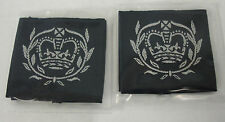 RAF Cadet Warrant Officer Rank Slides (PAIR)