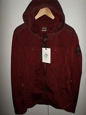 CP COMPANY GARMENT DYED SHIMMER JACKET COAT SIZE 54 XL CASUALS