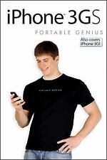 iPhone 3GS Portable Genius: Also covers iPhone 3G, McFedries, Paul, Good Book