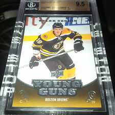 2010 11 UD YOUNG GUNS 456 TYLER SEGUIN BGS 9.5 RC MINT/NRMT +FREE COMBINED S&H