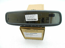 New OEM Mazda 3 CX-7 CX-9 Tribute Auto Dimming Homelink Rear View Mirror 2010-13