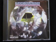 Piano Diamonds - Roland Kovac, Rhythm & Strings (CD 1987) RARE!