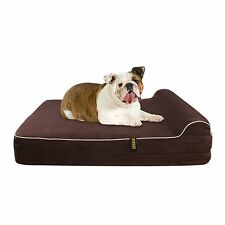 Orthopedic Memory Foam Dog Bed Waterproof Inner Protector for Medium Large Dog