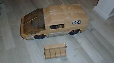 véhicule transformable voiture BIG JIM command mobile super commando mattel