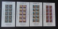 Gibraltar 1997 Europa Tales Legends SG793/6 sheetlets MNH UM unmounted mint