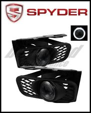 Spyder Ford F150 99-03/F150 Heritage 04 Halo Projector Fog Lights w/Switch Smoke