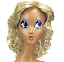 Riccia Bionda Bob Parrucca BIANCANEVE Britney Favola Costume