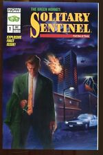 SOLITARY SENTINEL #1-3 NEAR MINT COMPLETE SET 1993