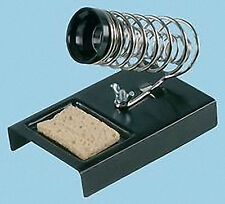 Metal Soldering Iron Stand With Sponge  Suits Most Irons