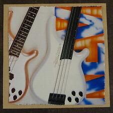 POP-KARD feat. TUNE BASS MANIAC cutting 15x15cm greeting card aap
