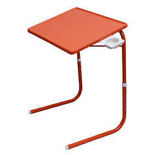 Proud Make in India and Strong Multi Purpose Table Mate with Cup Holder - Orange