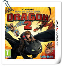 3DS Nintendo HOW TO TRAIN YOUR DRAGON 2 Action Adventure Little Orbit