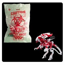 "ALIEN QUEEN IN BIO BAG ALIENS ReAction Super7 3.75"" Scale Funko NYCC Exclusive"
