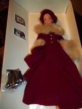 MATTEL VICTORIAN ELEGANCE BARBIE DOLL SPECIAL EDITION ICE SKATING BARBIE IN BOX