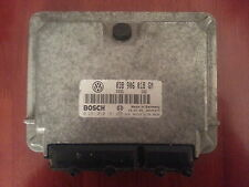 TUNED !!! SKODA OCTAVIA ECU 1.9 TDI 90 ALH 038906018GM 0281010181 IMMO OFF