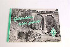 GELÄNDEBAU-KATALOG VON FALLER  - 1960 ER JAHRE -*******