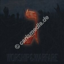 CD: MORNINGSTAR - WORSHIP & WARFARE - Worship - *NEU*