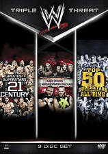 WWE: Triple Threat Collection: Greatest Superstars of the 21st Century / Allied
