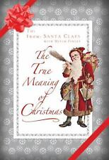 The True Meaning of Christmas, Finley, Mitch, Claus, Santa, Good Condition, Book
