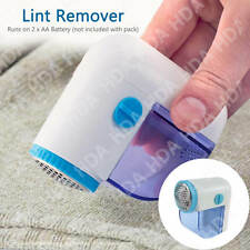 Lint Remover Fluff Removing Machine For Sweaters, Blankets, Drapes Handy Compact