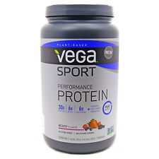 Sport Performance Protein Berry by Vega - 1 Pound 12 Ounces