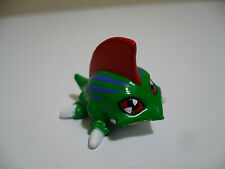 Digimon Mini Figure Betamon Green Lizard Creature Toy Bandai 1""