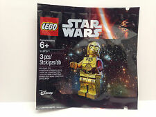 LEGO 5002948 - Star Wars Minifigura VIP Exclusivo C-3PO Rojo Arm / Polybag