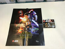 New LEGO Star Wars May 4th Exclusive Poster And 30602 Stormtrooper Promotional