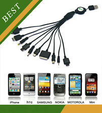 All In 1 Mobile Phone USB Charger Samsung galaxy s3 s4 s5 / iPhone 3 4  4s iPad