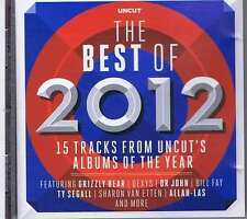 GRIZZLY BEAR / DEXYS / DR JOHN / BILL FAY / TY SEGALL +  Best of 2012 UNCUT CD