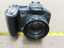 CANON POWERSHOT S5IS 8.0 MEGA PIXEL 12X IS ZOOM LENSE GREAT USED CONDITION
