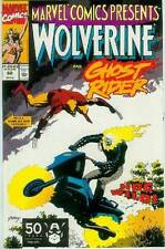 Marvel Comics Presents # 68 (Wolverine / Ghost Rider, Shanna) (USA, 1991)