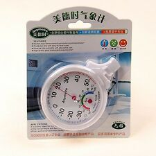 2013 MIni Indoor Outdoor Wet Hygrometer Humidity Temp Temperature Meter