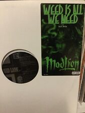 """Madlion - Weed Is All We Need Be/ Self Help  6 Song 12"""" Ep Promo"""