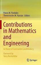 Contributions in Mathematics and Engineering: In Honor of Constantin...