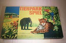"""03221.17 SPIKA DDR Würfelspiel """"Tierpark Spiel"""",ab 6 Jahre,vollständig,mit Anlei"""