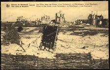 AK-1914/18-Ruines de Westende-Middelkerke-Westflandern-Belgien-belgique-8