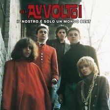 Gli Avvoltoi Il Nostro E Solo Un Mondo Beat CD NEW SEALED Italian Neo-Psych
