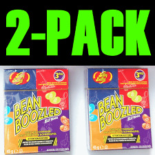 2 x Jelly Belly Bean boozled Box 45g Party SPINNER GAME Fun Candy - 3rd Edition