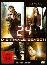 24 - Staffel 8 / Season 8 - DVD - FSK 18 - NEU & OVP