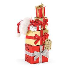 Dept 56 Possible Dreams Santas Stack of Gifts 4053592 NEW NIB Chirstmas