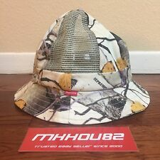 New Supreme Aspen Wood Bell Hat Crusher Bucket Cap Spring Summer 2014 Size S/M