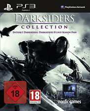 Darksiders -- Collection (Sony PlayStation 3, 2014, DVD-Box) NEU - eingeschweißt