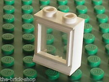 White Window LEGO vintage fenetre 3081cc01 /set 343 4554 343 2150 148 365 364...