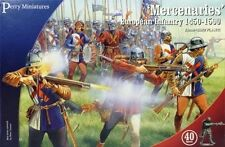 Perry Miniatures WR 02 Wars Of The Roses Mercenaries-European Infantry 1450-1500